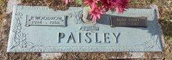 Ruby Ethel <i>Barker</i> Paisley