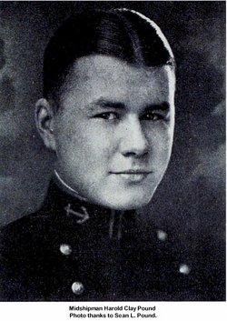LCDR Harold Clay Froggy Pound