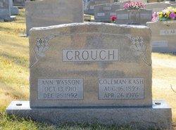 Coleman Kash Crouch