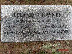 Leland R. Sarges Haynes