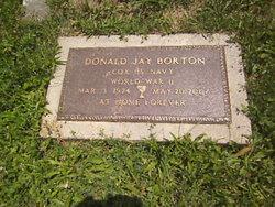 Donald Jay Borton