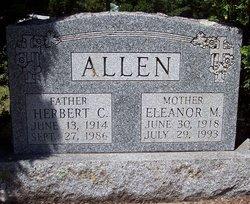 Eleanor M Allen
