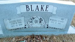 Walter Ellis Blake
