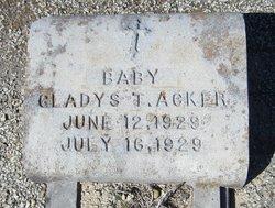 Gladys Antonia Acker