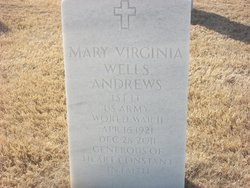 Mary Virginia Andrews