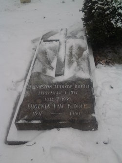 Livingston Ludlow Biddle, Sr