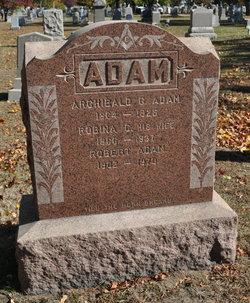 Archibald G Adam