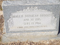 Maggie <i>Dunagan</i> Brooks