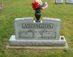 Eunice A. <i>Barnett</i> Addington