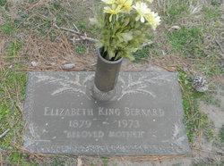 Elizabeth <i>King</i> Bernard