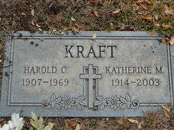 Harold C Kraft