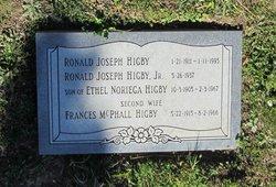 Ronald Joseph Higby