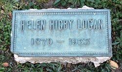 Helen <i>Higby</i> Logan