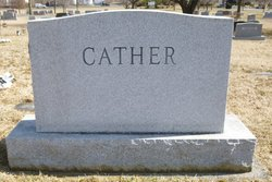 Anne <i>Cather</i> Bowie