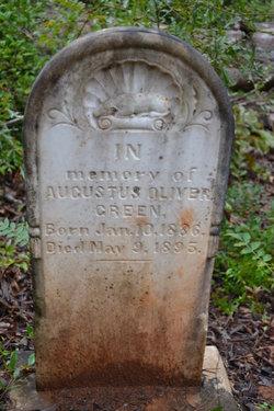Augustus Oliver Green