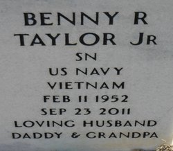 Benny R. Taylor, Jr