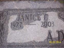 Janice <i>Cook</i> Adkins