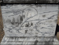William Thomas Huggins, Sr