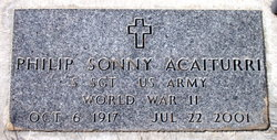 Philip Sonny Acaiturri