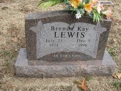 Brenda Kay <i>Peak</i> Lewis
