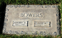 Ruby Mae <i>Johnston</i> Bowers