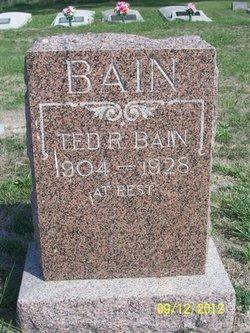 Teddie R. Bain