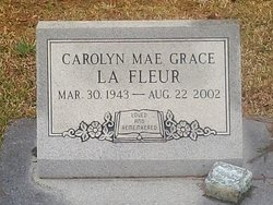 Carolyn Mae Grace La Fleur