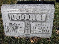 Nannie V. <i>Percival</i> Bobbit