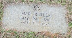 Naomi Mae <i>Crocker</i> Butler