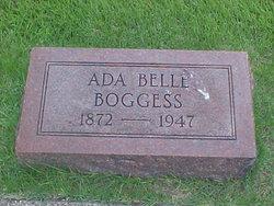 Ada Bell <i>Oates</i> Boggess