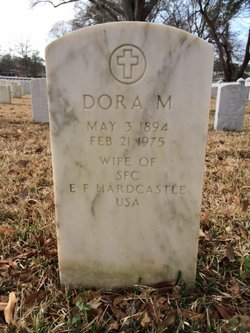 Dora <i>Monks</i> Hardcastle