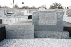 Allan T Davis, Sr