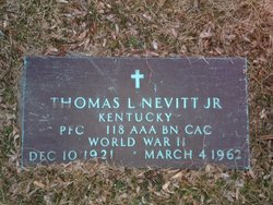 Thomas Lee Tommy Nevitt, Jr