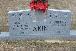 Janet <i>Risinger</i> Akin