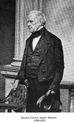 Thomas Coffin Amory Dexter