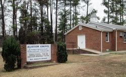 Alston Grove Congregational Church Cemetery