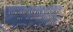 Edward Lewis Sanders