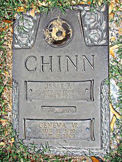 Geneva W. Chinn