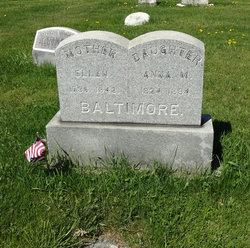 Anna M Baltimore