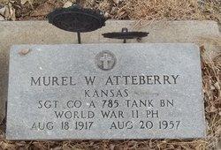 Murel <i>Walker</i> Atteberry