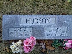 Leona <i>Redus</i> Hudson