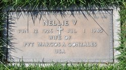 Nellie Veda <i>Lord</i> Gonzales