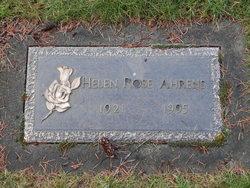 Helen Rose Ahrens
