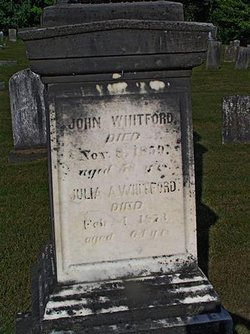 Deacon John Whitford, Jr