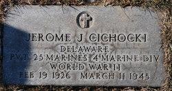 Pvt Jerome Joseph Cichocki
