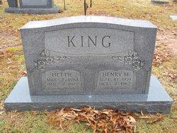 Henry McVay King