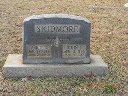 John R Skidmore