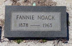 Fannie <i>Hirt</i> Noack