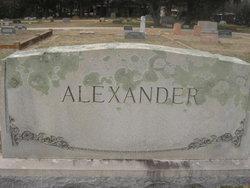 Bernice <i>Lewis</i> Alexander
