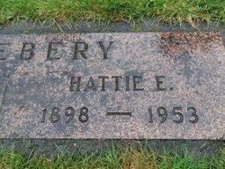 Hattie Ellen <i>Peden</i> Attebery